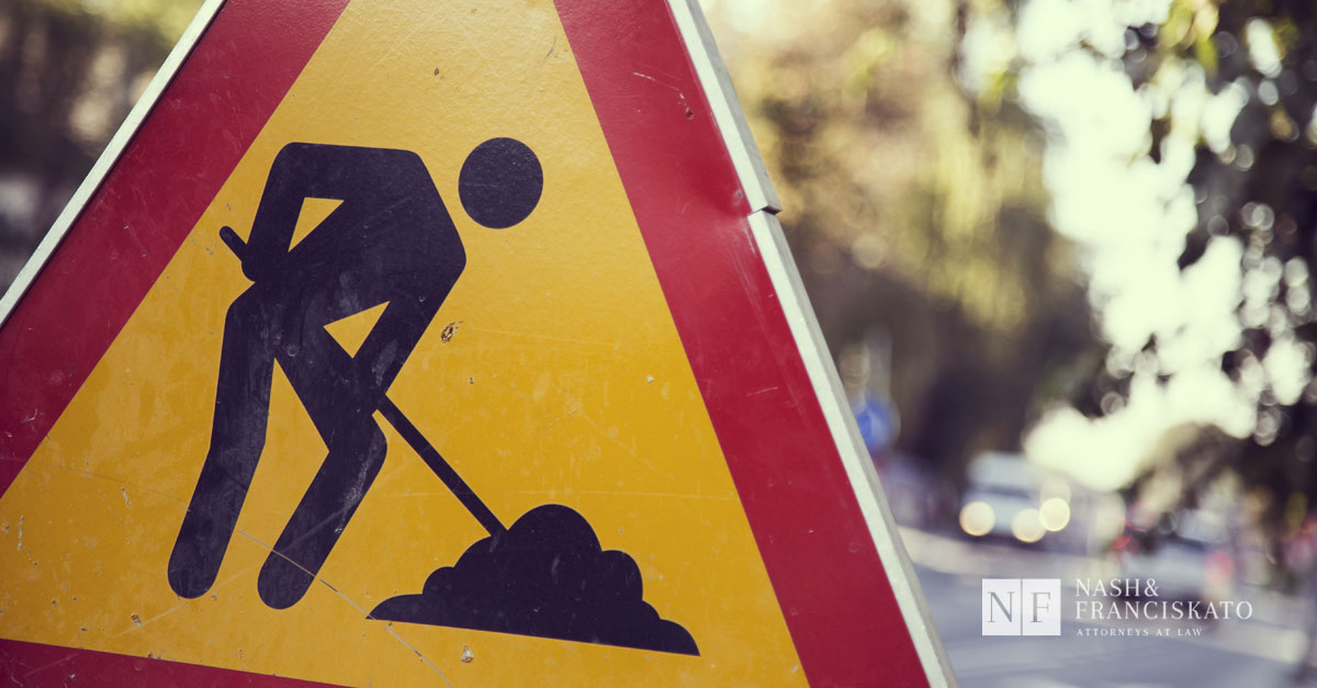 Construction Work Zone Safety for Motorists & Workers