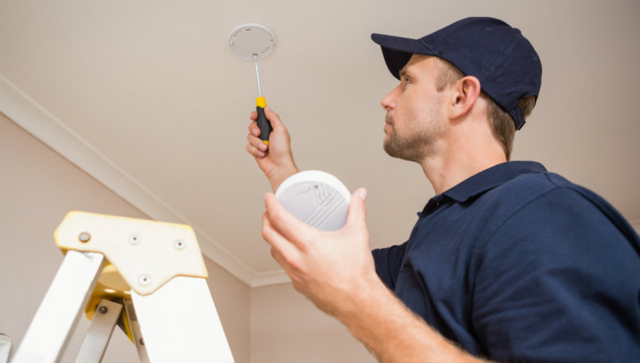 Fire Prevention Safety smoke detector