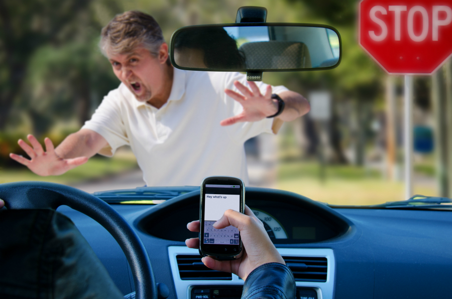 Texting and Driving Lawsuit
