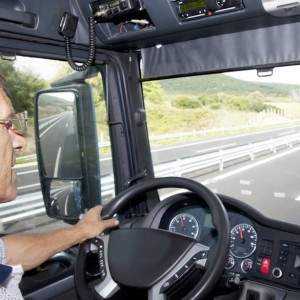 Truck driver hours of service