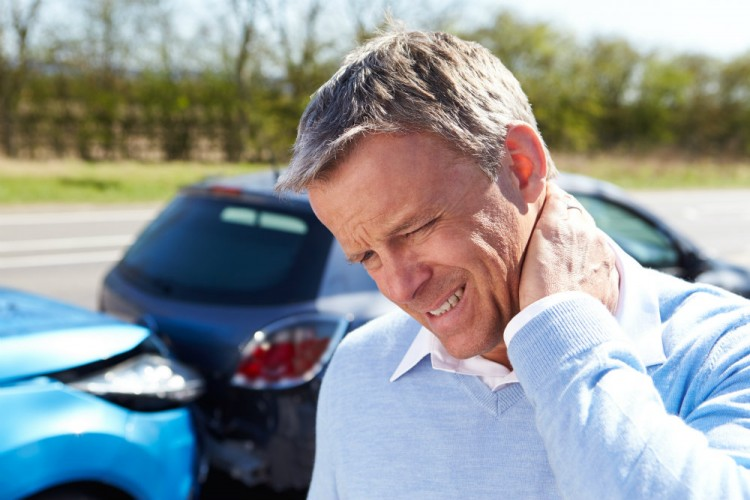 car accident injury whiplash