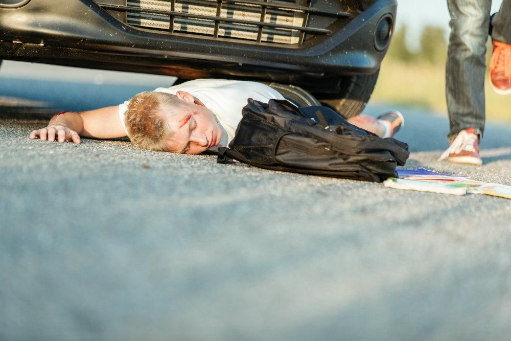 Pedestrian Car Accident Injuries