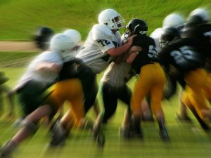 sports-related concussion football