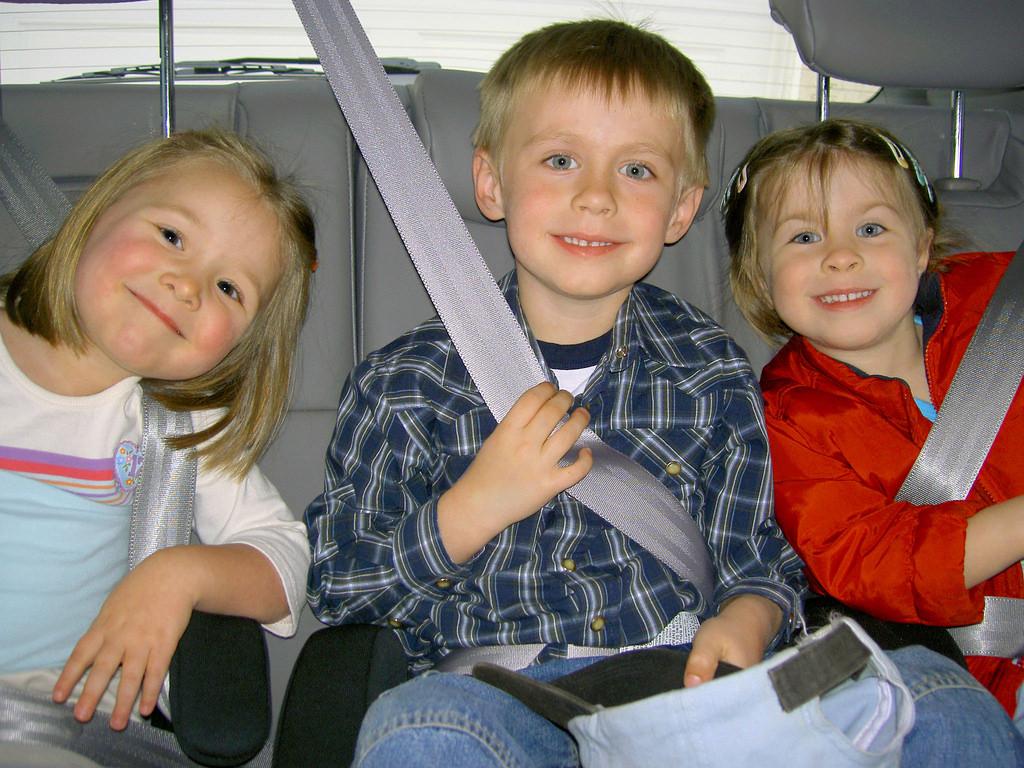 National Child Passenger Safety Week