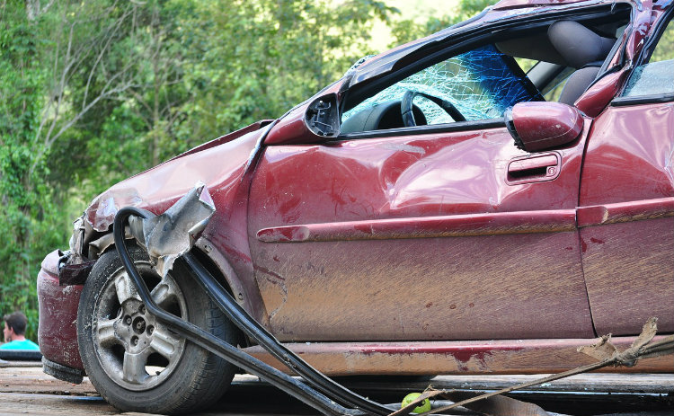 Car Accident damages
