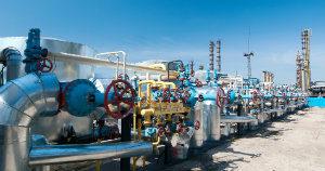 High pressure valve gas industry
