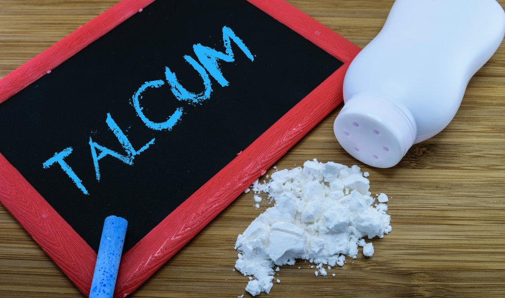 Talcum Powder Cases