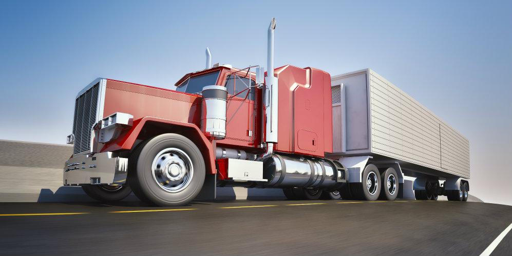 Illegal Truck U-Turn