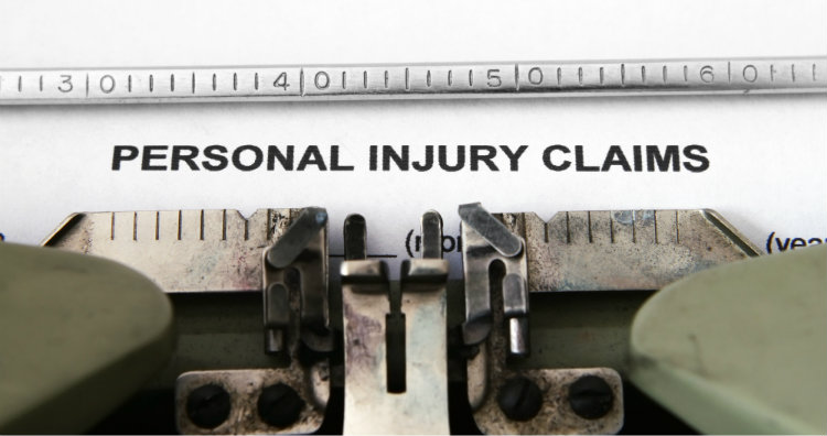 Personal Injury - Insurance Claims