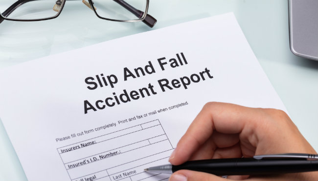 After a Slip and Fall Accident