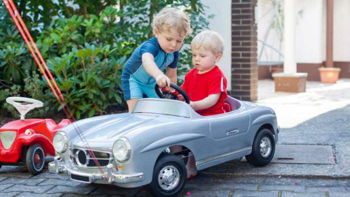Keeping Children Safe In and Around Cars