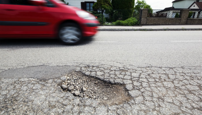 Highway Defects, Potholes