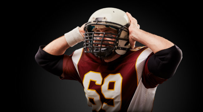 concussion sensing football helmets