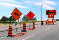 construction work zone safety sigms