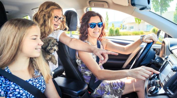 Teen Driver risks
