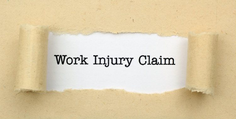 Workman's Comp or Personal Injury