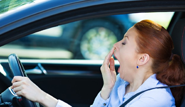 Dangers of Fatigued Driving