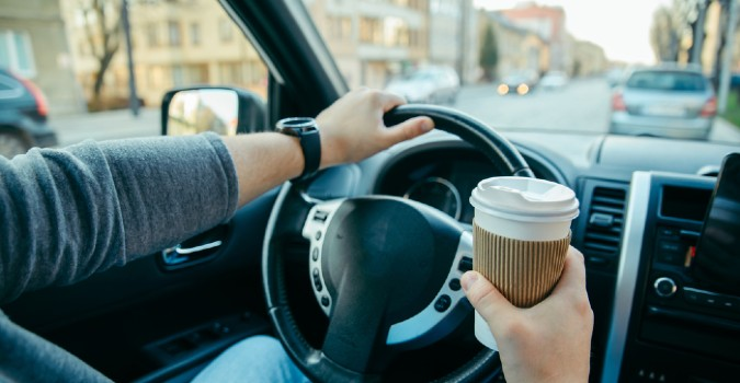 Distracted Driving Causes Accidents