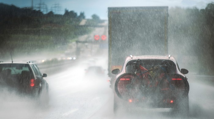 Truck Drivers and Adverse Weather