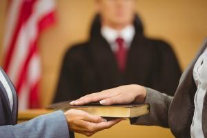 witness testimony evidence