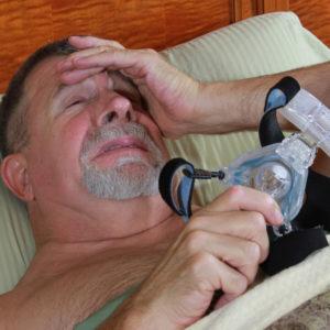 CPAP health risks sleep problems Philips Respironics