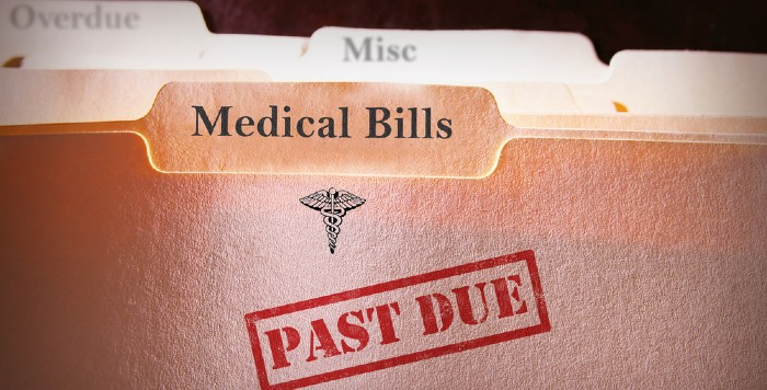 Paying Medical Bills While Waiting for a Settlement